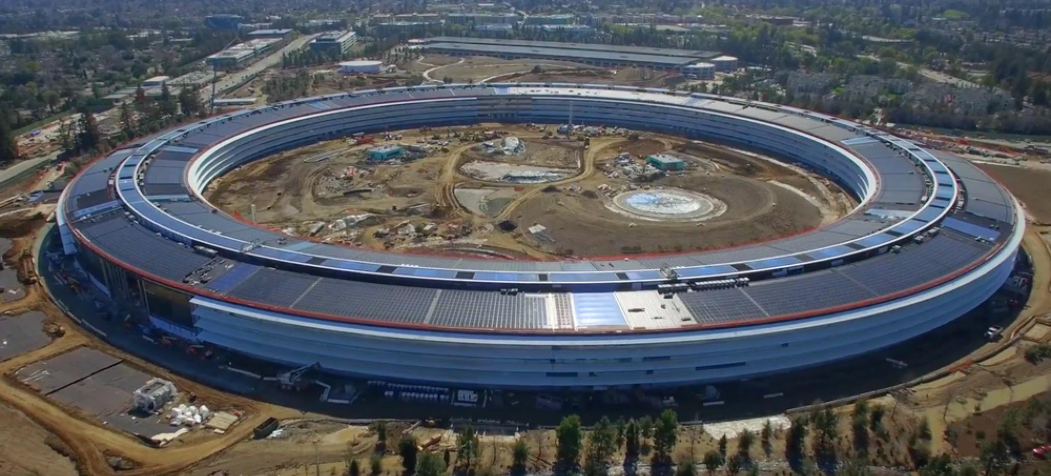 Apple's New $5 Billion Campus