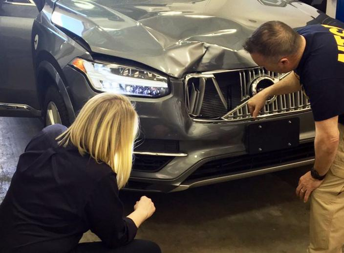 Arizona Suspends Uber's Self-Driving Vehicle Testing Program after Tragic Incident