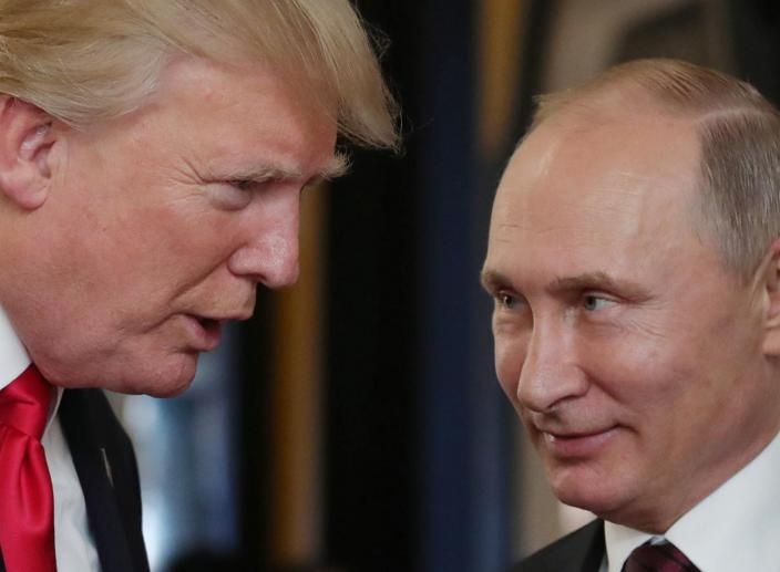 Trump and Putin's First Summit Will Be Held in Finland This July