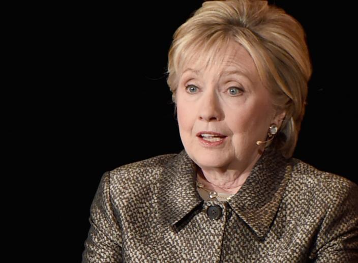 Is Trump Following Clinton?