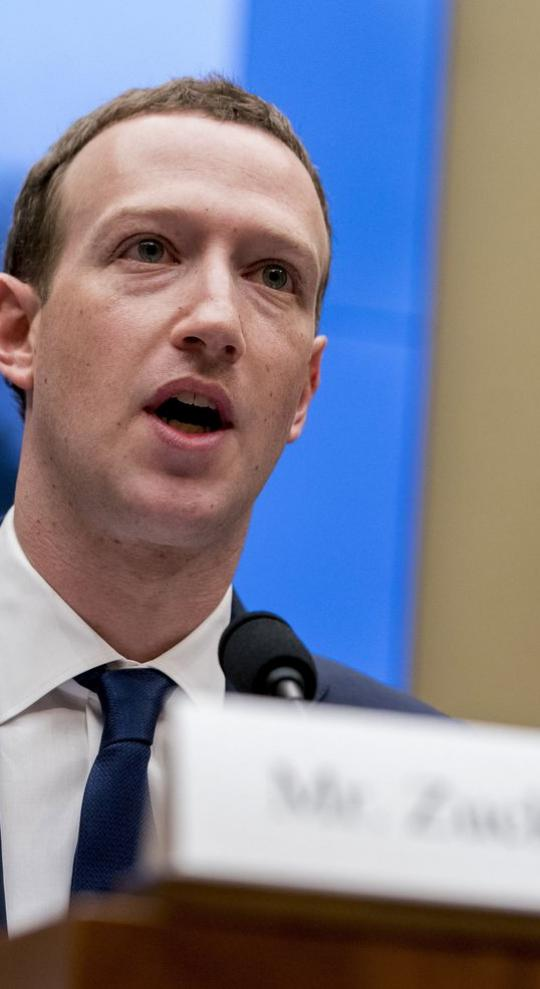 Facebook CEO Doesn't Have Any Plans to Resign as Chairman