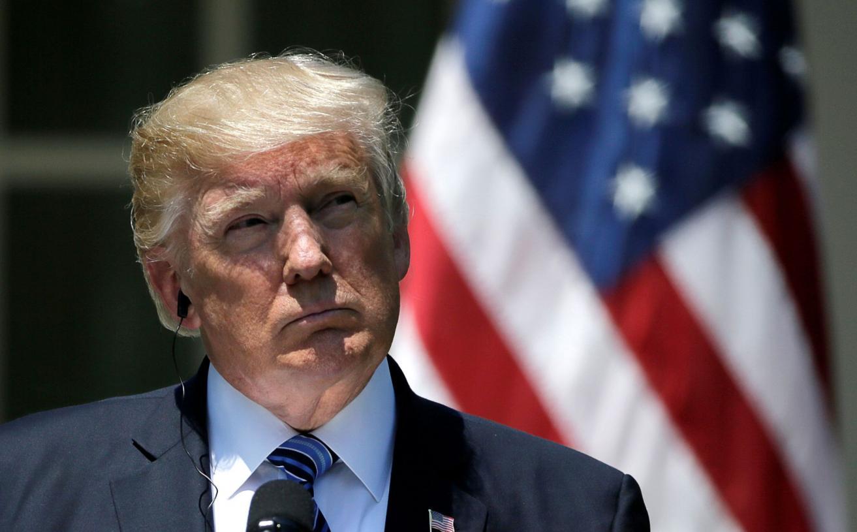 "Trump Threatens a ""Very Long Government Shutdown"""