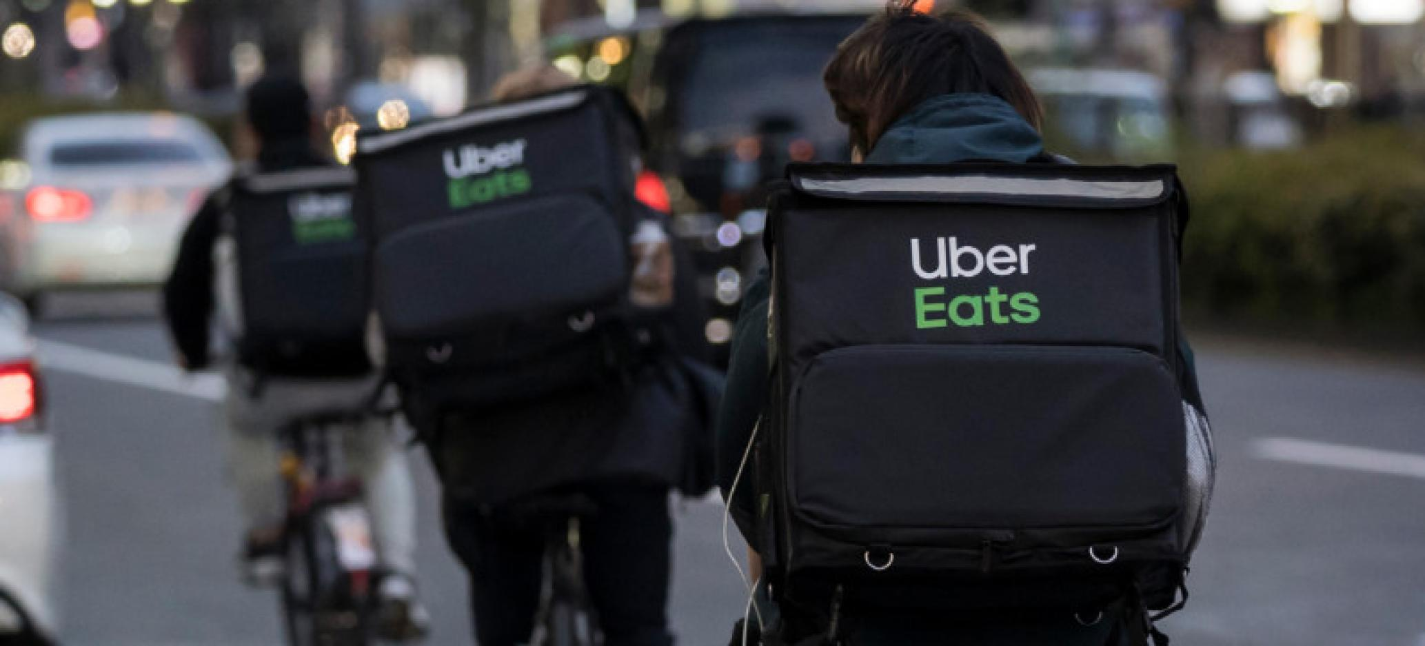 Food Delivery Apps Like Uber Eats and DoorDash Are Suing NYC Over Restaurant Fee Cap