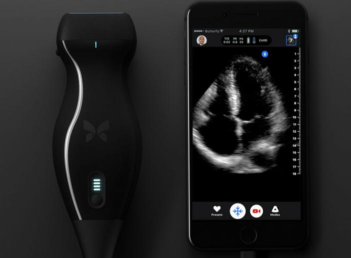 Entrepreneur Wants to Revolutionize the Way Doctors Take Ultrasounds