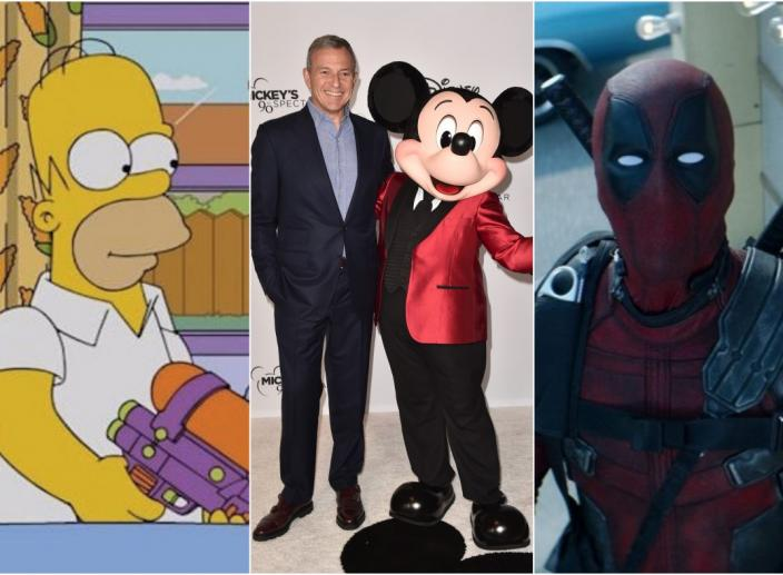Disney Buys 21st Century Fox for $71 Billion