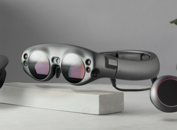 Startup Magic Leap Finally Unveils its Smart Glasses