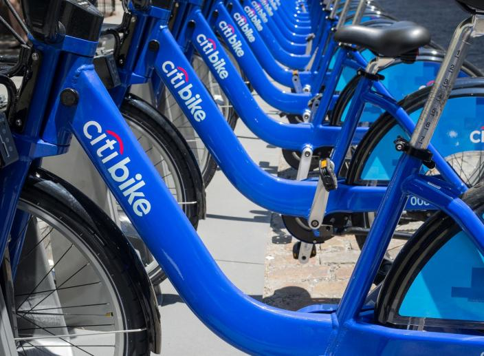 Lyft Buys the Owner of CitiBike