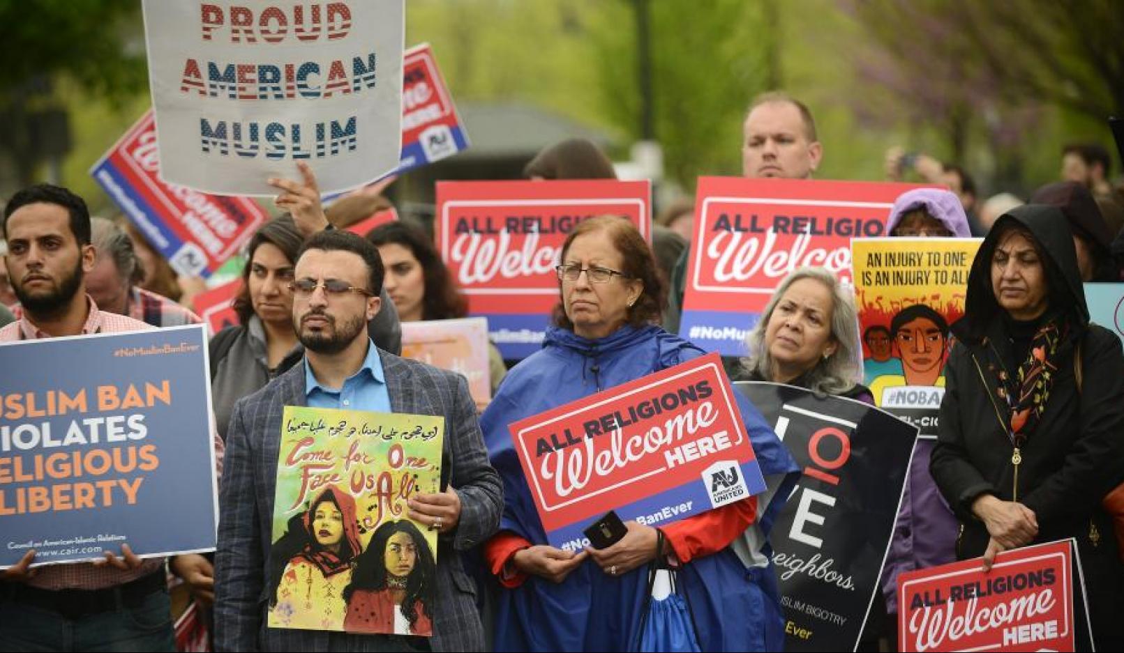 Supreme Court Travel Ban Unanimous