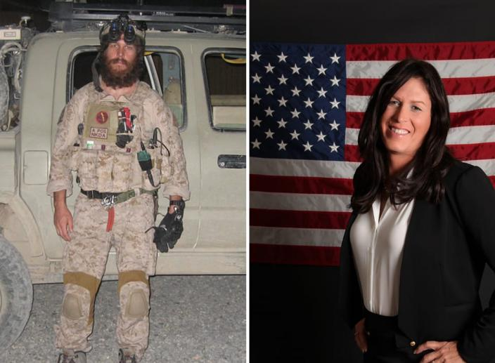 Transgender Navy SEAL Veteran Challenges Trump: