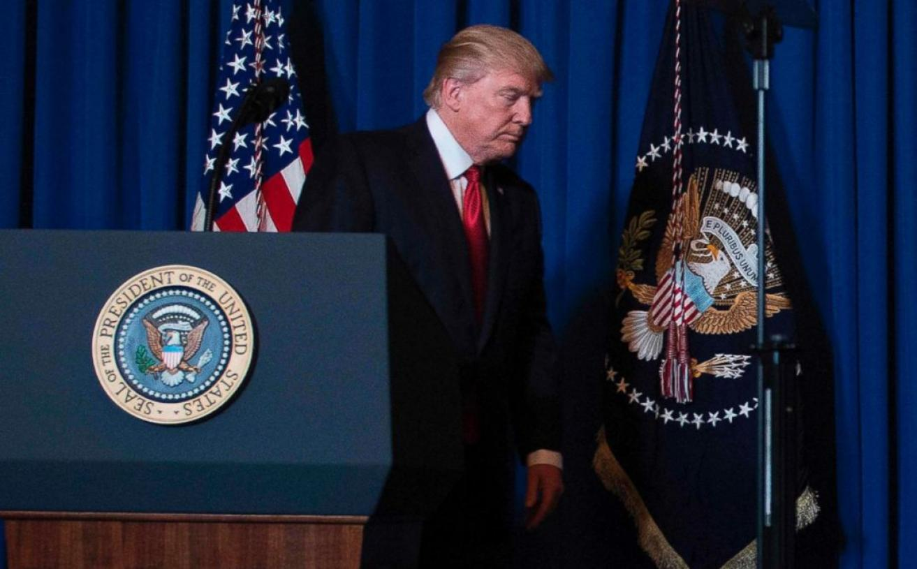 Trump's Syria Airstrike Sends Further Message